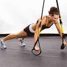 TRX (Suspension Training)